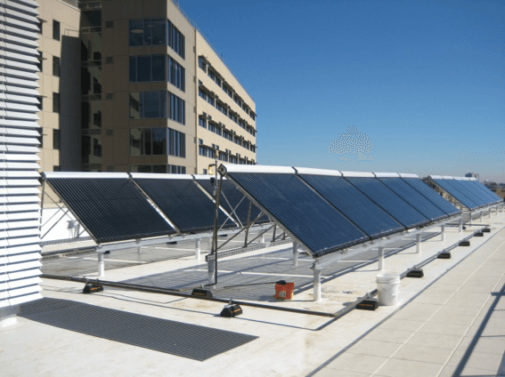 Apricus Solar Hot Water System to Provide Hot Water to UCLA Students