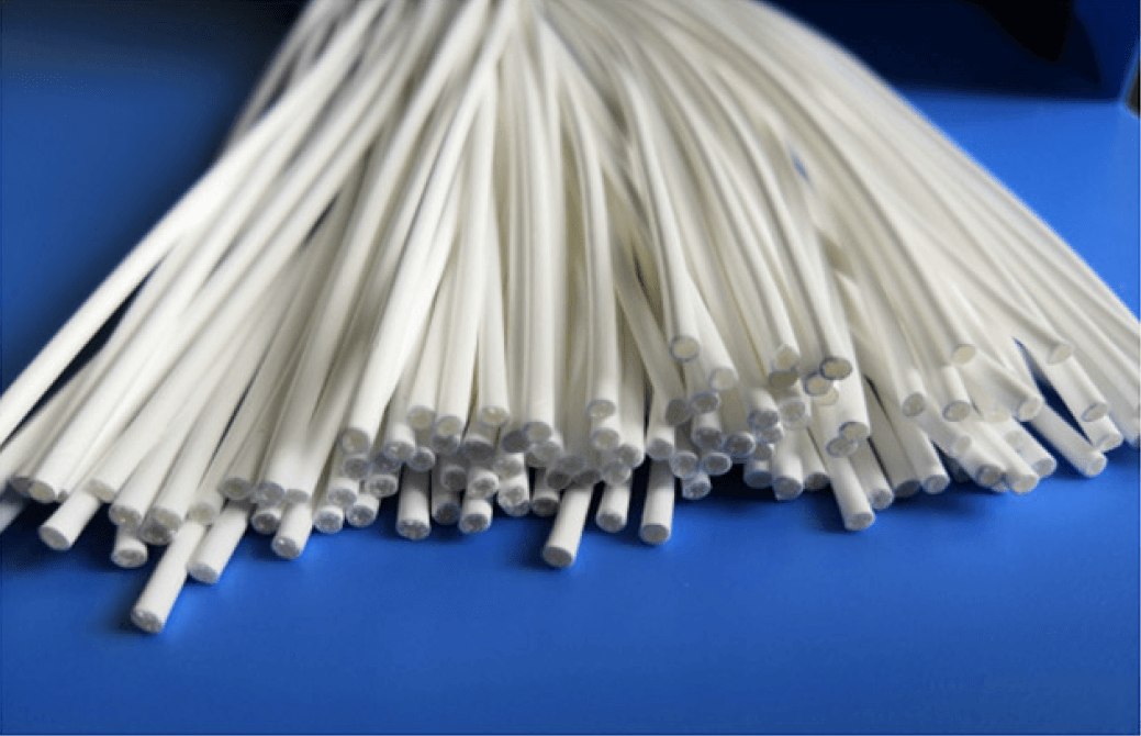 Braid reinforced PVDF ultrafiltration membrane for MBR