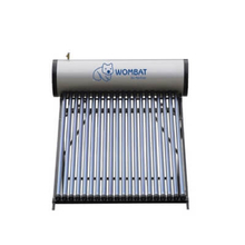 Pressurized ET Thermosiphon Solar Water Heater
